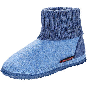 Giesswein Kids Kramsach High Slippers Capriblue